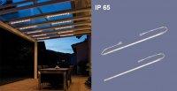 LED-Lichtleiste Zwischenschiene IP 65 Serie 922