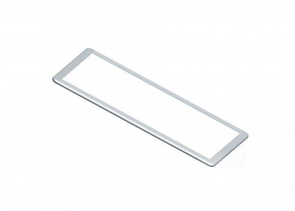 LED-Anbauleuchte, 450mm, extra dünn