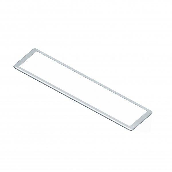 LED-Anbauleuchte, 600mm, extra dünn